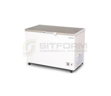 Bromic – CF0300FTSS Flat Top Stainless Steel 296L Chest Freezer | Chest Freezer - Storage