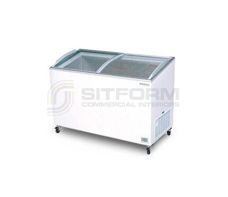 Chest Freezer - Displays
