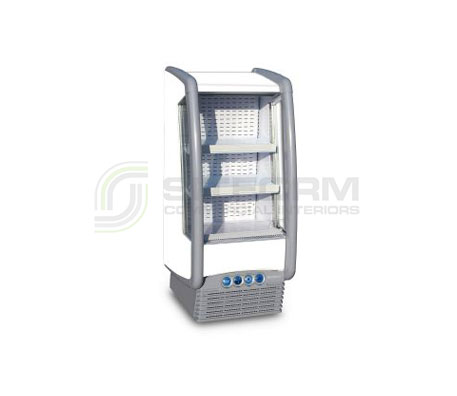 Bromic – IARP GEMMA30 GemmaImpulse 330L Open Display | Floor Standing - Cold Displays