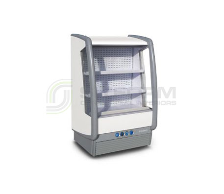 Bromic – IARP GEMMA45 GemmaImpulse 485L Open Display | Floor Standing - Cold Displays
