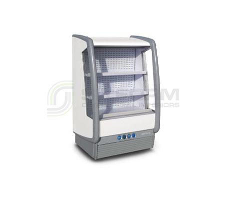 Bromic – IARP GEMMA45 GemmaImpulse 485L Open Display | Floor Standing - Cold Displays