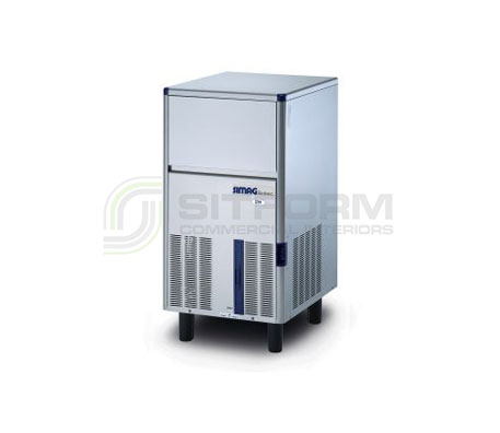 Bromic – SIMAG IM0032SSC Self-Contained 31kg Solid Cube Ice Machine | Ice Maker