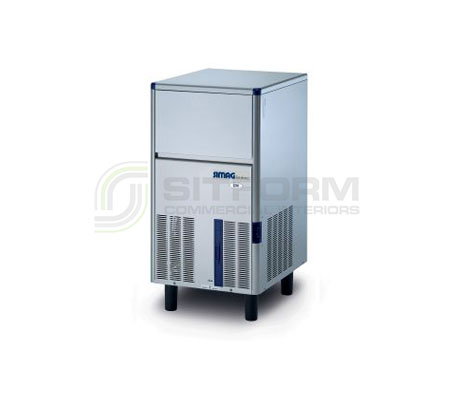 Bromic – SIMAG IM0043SSC Self-Contained 37kg Solid Cube Ice Machine | Ice Maker