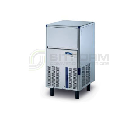 Bromic – SIMAG IM0050HSC-HE Self-Contained 47kg Hollow Ice Machine | Ice Maker
