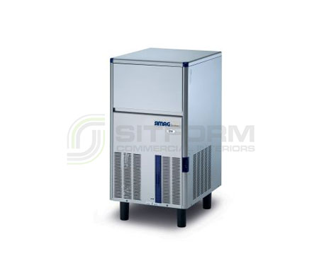 Bromic – SIMAG IM0064HSC-HE Self-Contained 63kg Hollow Ice Machine | Ice Maker
