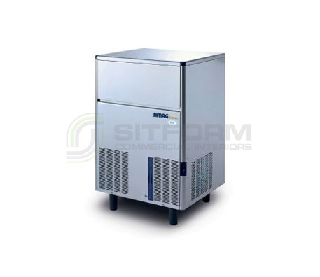 Bromic – SIMAG IM0065SSC Self-Contained 59kg Solid Cube Ice Machine | Ice Maker