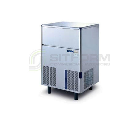 Bromic – SIMAG IM0084HSC-HE Self-Contained 82kg Hollow Ice Machine | Ice Maker