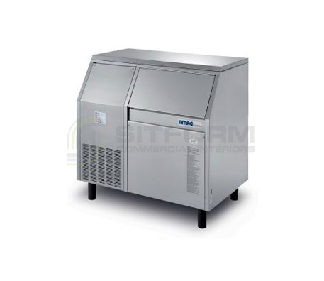 Bromic – SIMAG IM0120FSCW Self-Contained 120kg Flake Ice Machine | Ice Maker