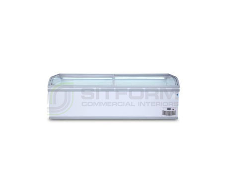 Bromic – IARP IRENE ECO 250 Irene ECO 2505mm Island Freezer | Chest Freezer - Displays