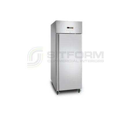 Bromic – UF0650SDF Gastronorm Stainless Steel 650L Upright Storage Freezer | Floor Standing - Storage Freezers