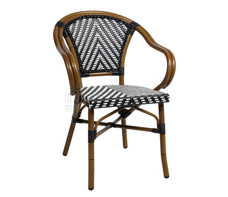 Frite Armchair | Wicker