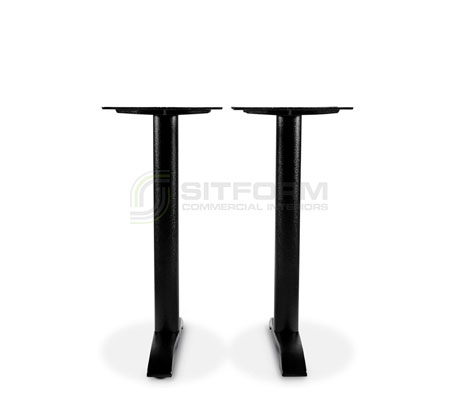 Gabriella Base Table 2Way – Black | Indoor bases