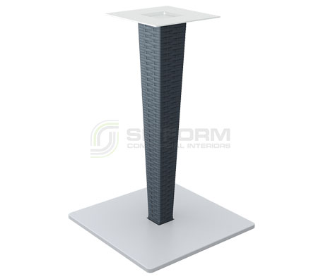 Riley Table Base | Outdoor Bases