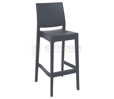 Ruby Barstool 75 | outdoor stools