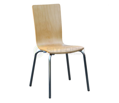 Clara Chair | Metal & Timber Chairs