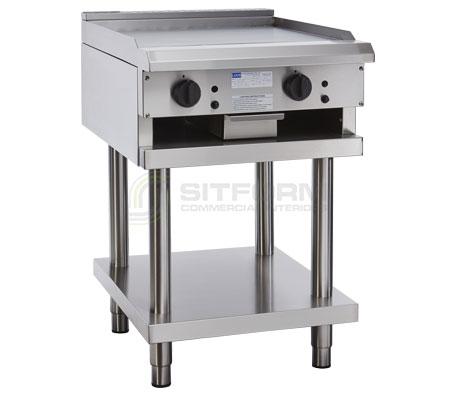 Luus Asian Series CS-6P-T – 600mm Teppanyaki Grill with legs & shelf | Teppanyaki Grills