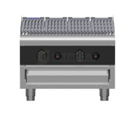 Waldorf Bold CHLB8600G-B – 600mm Gas Chargrill Low Back Version – Bench Model | Char Grills