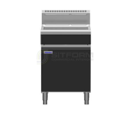 Waldorf Bold FNLB8130G-HPO – 600mm Gas Fryer Low Back Version | Fryers