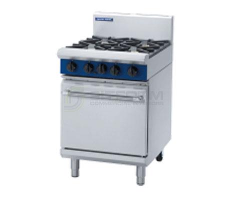 Blue Seal Evolution Series G504D – 600mm Gas Range Static Oven | Ranges