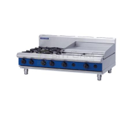 Blue Seal Evolution Series G518B-B – 1200mm 4 Burner Gas Cooktop – Bench Model | Cooktops