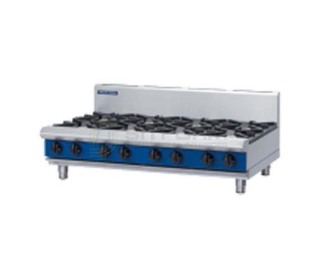 Blue Seal Evolution Series G518D-B – 1200mm 8 Burner Gas Cooktop – Bench Model | Cooktops