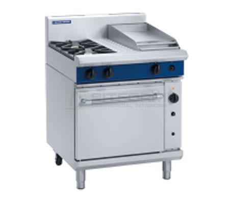 Blue Seal Evolution Series G54C – 750mm Gas Range Convection Oven | Ranges