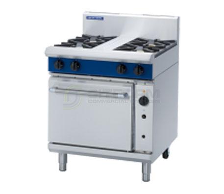 Blue Seal Evolution Series G54D – 750mm Gas Range Convection Oven | Ranges