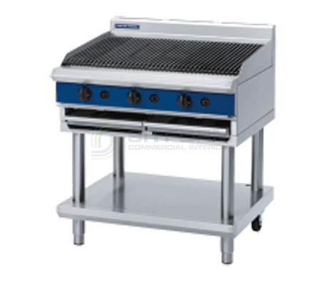 Blue Seal Evolution Series G596-LS – 900mm Gas Chargrill Leg Stand | Commercial Equipment