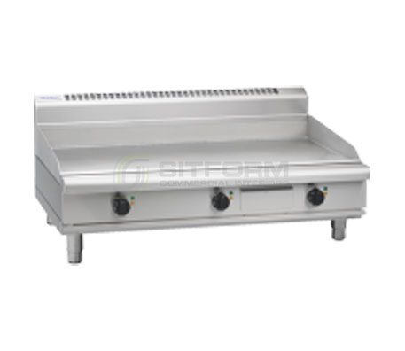 Waldorf 800 Series GP8120E-B – 1200mm Electric Griddle – Bench Model | Griddles