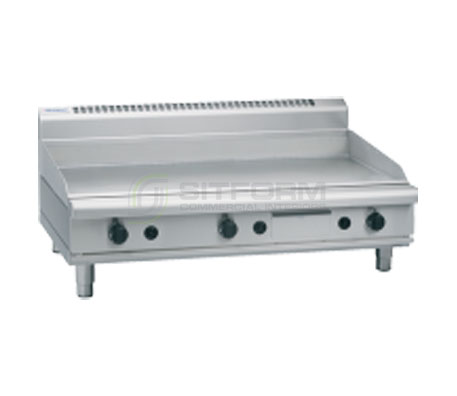 Waldorf 800 Series GP8120G-B – 1200mm Gas Griddle Bench Model | Griddles