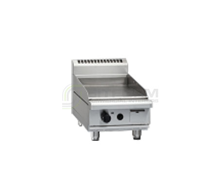 Waldorf 800 Series GP8450G-B – 450mm Gas Griddle – Bench Model | Griddles