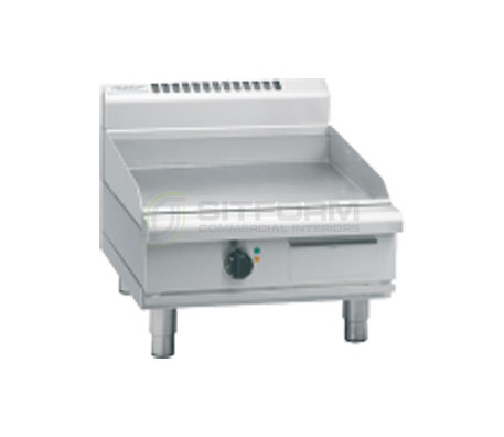 Waldorf 800 Series GP8600E-B – 600mm Electric Griddle Bench Model | Griddles