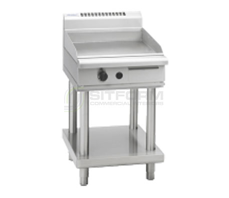Waldorf 800 Series GP8600G-LS – 600mm Gas Griddle Leg Stand | Commercial Kitchen Equipment