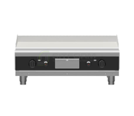 Waldorf Bold GPLB8900G-B – 900mm Gas Griddle Low Back Version Bench Model | Griddles