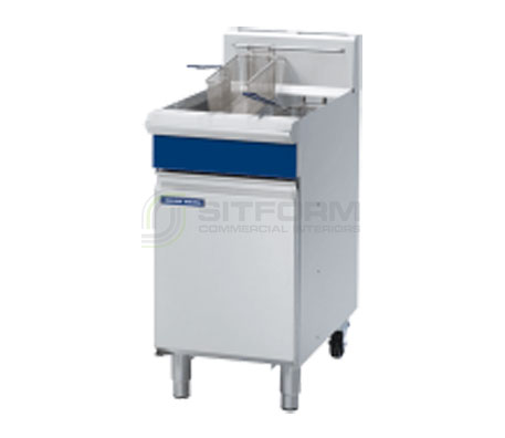 Blue Seal Evolution Series GT45 – 450mm Gas Fryer | Commercial Equipment