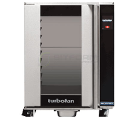 Turbofan H10T-FS – 10 Tray Full Size Digital Electric Touch Screen Holding Cabinet | Prover and Holding Cabinets