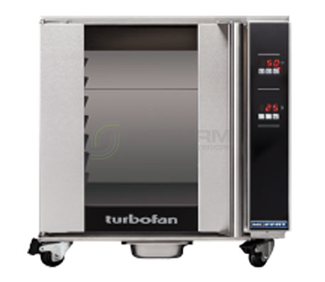 Turbofan H8T-FS-UC – 8 Tray Full Size Digital Electric Undercounter Touch Screen Holding Cabinet | Prover and Holding Cabinets