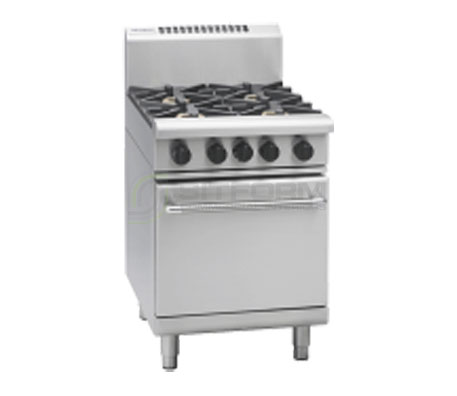 Waldorf 800 Series RN8410G – 600mm Gas Range Static Oven | Ranges