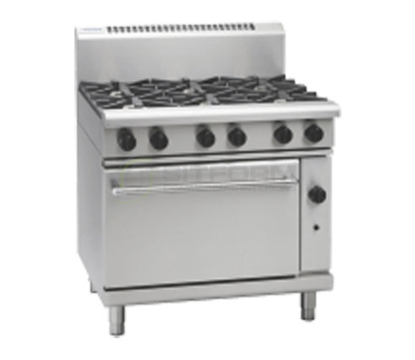 Waldorf 800 Series RN8610G – 900mm Gas Range Static Oven | Ranges