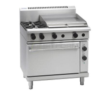 Waldorf 800 Series RN8616GE – 900mm Gas Range Electric Static Oven | Ranges