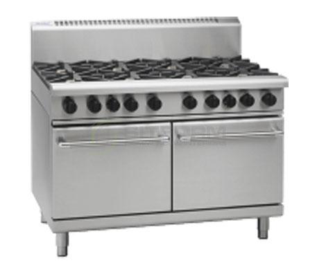 Waldorf 800 Series RN8820G – 1200mm Gas Range Static Oven | Ranges