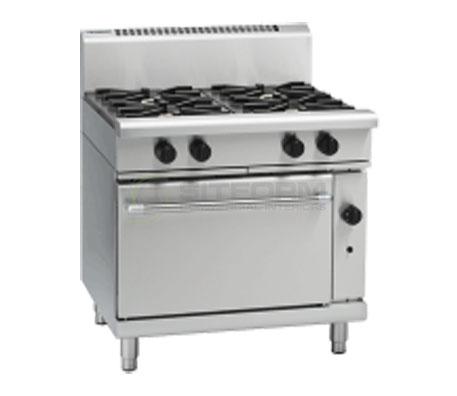 Waldorf 800 Series RN8910G – 900mm Gas Range Static Oven | Ranges