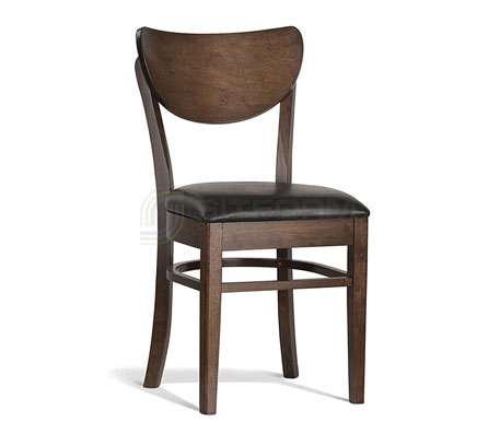 Ally Chair with Cushion | Timber Chairs