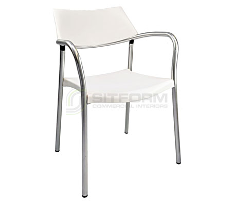 Ares Armchair | Metal Chairs