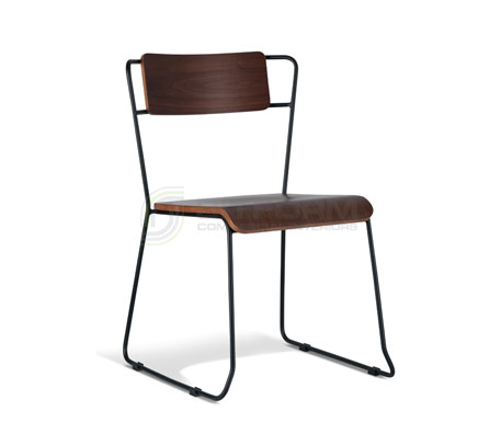 Paola Chair | Metal & Timber Chairs