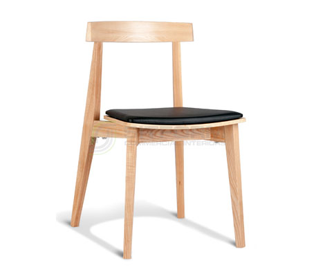 Isabella Chair – Cushion Seat | Timber Chairs