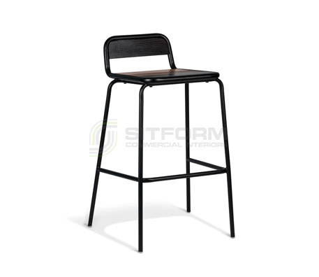 Olivia 750mm Stool | indoor stools