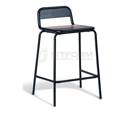 Olivia 650mm Stool | indoor stools