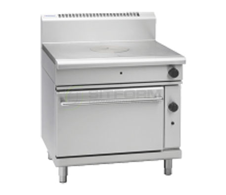 Waldorf 800 Series RN8110G – 900mm Gas Target Top Static Oven Range | Ranges