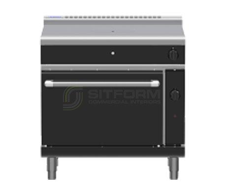 Waldorf Bold RNLB8110G – 900mm Gas Target Top Static Oven Range | Ranges